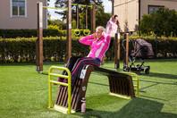 Echipamente pentru fitness - LAPPSET Fitness