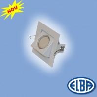Spot rectangular - ATH 01 LED - 230V/50Hz IP20 IK10
