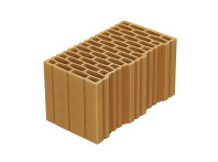 Caramida pentru pereti exteriori portanti sau neportanti - EVOCERAMIC 44