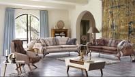 Set canapea cu fotoliu Picasso Plus