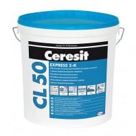 Hidroizolatie bicomponenta, sub placari ceramice - CL 50 EXPRESS 2-K