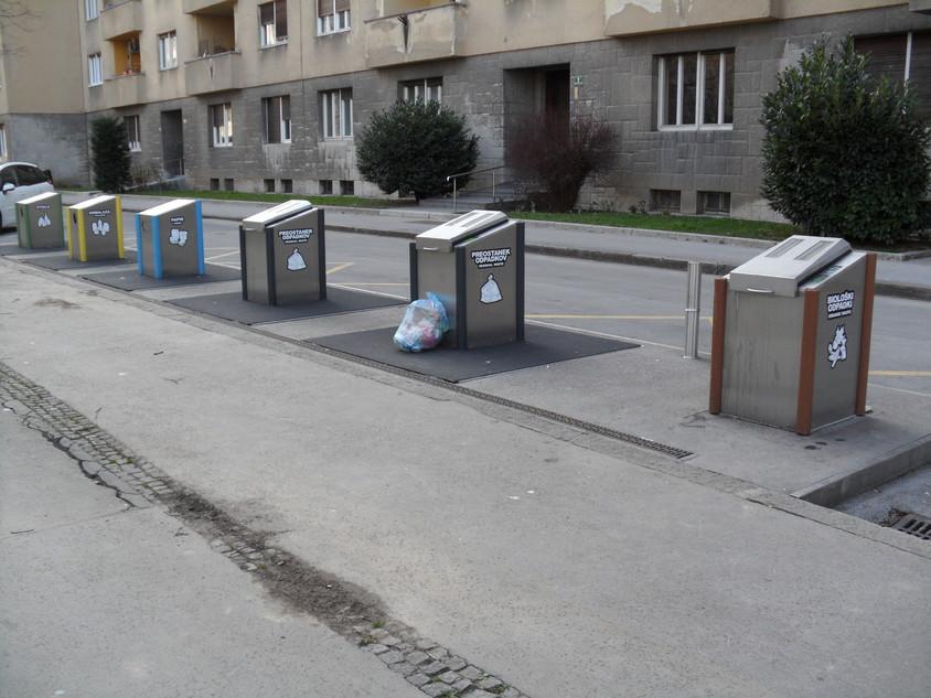 Cum a ajuns Ljubljana să dea lecții în materie de gestionare a gunoiului