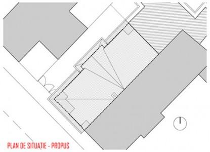 Remodelare mansarda locuinta existenta - str Ioan Bianu 10.2  Bucuresti AsiCarhitectura