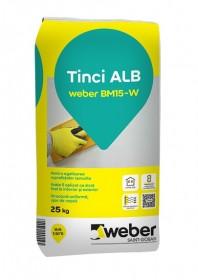 Tinci alb weber - BM15-W