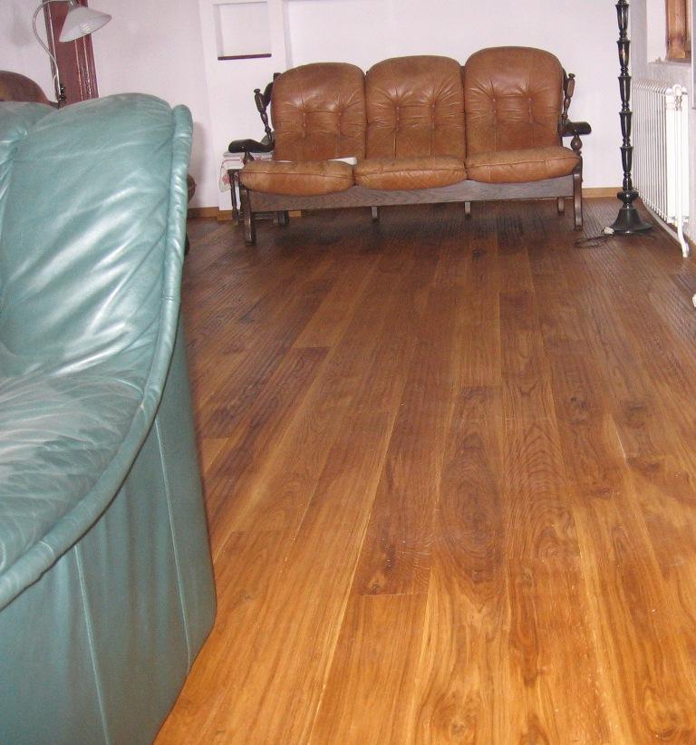 Avantajele parchetului din lemn autohton