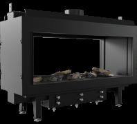 Semineu pe gaz (retea) - L100 Tunel - G20 - 100cm