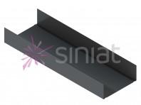 Profil NIDA Metal UW100 ZN275 (rezistent la umezeala)