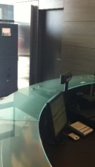 Sistem de parcare cu plată instalat de Tritech Group în parcarea centrului de afaceri Ideo din