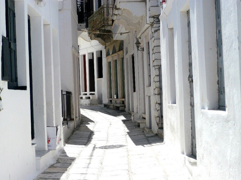 Apeiranthos, Grecia