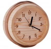 Ceas din lemn pentru saune uscate - Sawo
