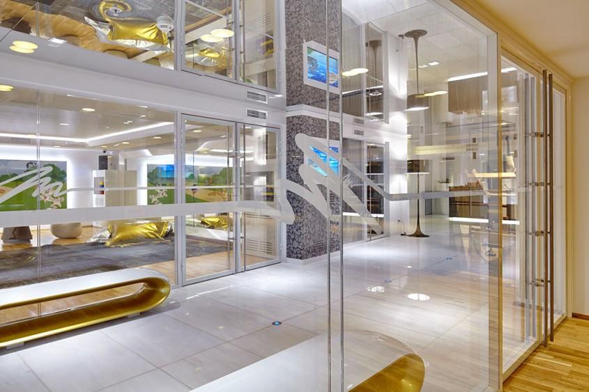 Compartimentări sticlă cu pereți dubli - siguranță şi confort fonic