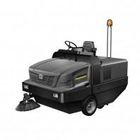 Masina de maturat-aspirat cu post de conducere KM 150 / 500 R LPG