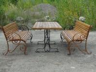 "Set mobilier grădină ""Urban"""