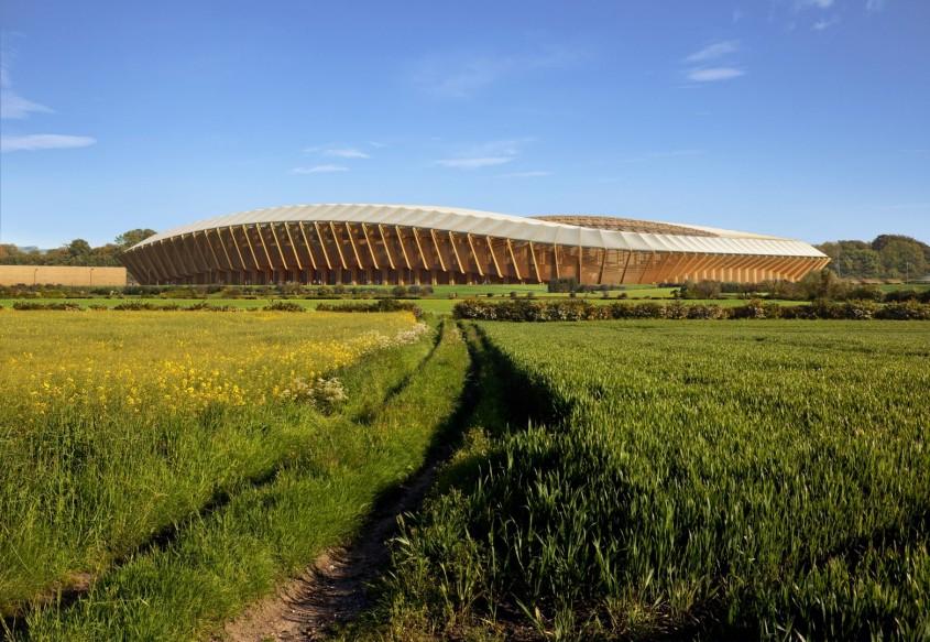 <b>Stadionul Forest Green Rovers, Marea Britanie</b>