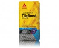 SikaHome® TileBond Natural Stone - Adeziv pentru piatra naturala pe baza de ciment alb pentru placaje