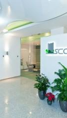 Izolare fonica cu plafoane false casetate pentru reamenajarea salii de consiliu din cadrul companiei S C