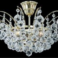 Plafoniera cascada din Cristal Bohemia -TX135000003