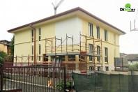 Casa pe structura din lemn - Salo