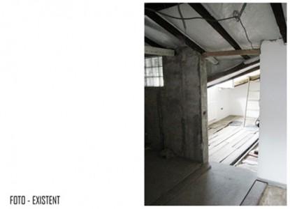 Remodelare mansarda locuinta existenta - str Ioan Bianu 10.22  Bucuresti AsiCarhitectura