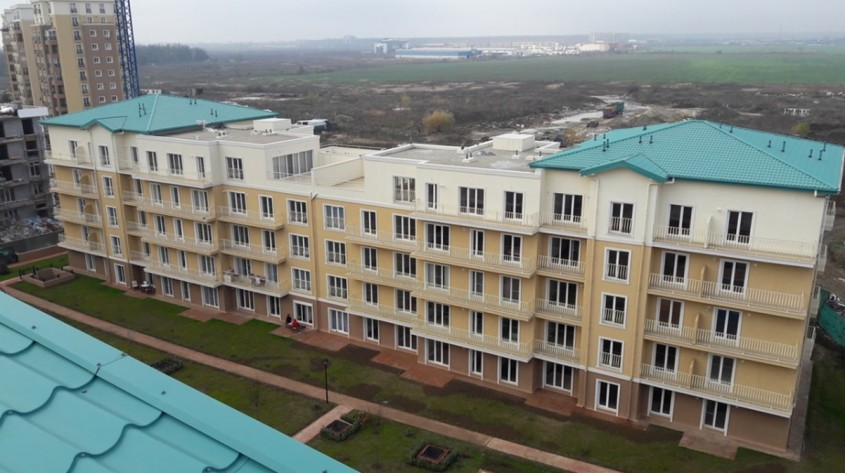 Ansamblul rezidential COSMOPOLIS - Ilfov