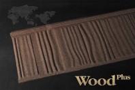 Țiglă metalică pentru acoperiș WoodPlus