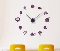 """Sticker tip ceas de perete """"Pentru cei Mici"""""""