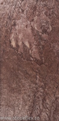 Quarzit flexibil - Copper Red