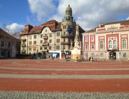 Amenajarea cu piatra naturala a centrului istoric al Municipiului Timisoara  Timisoara MARMODAV SELECT