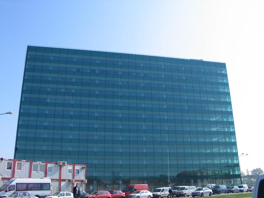"""Imobil de birouri """"GREEN GATE OFFICE BUILDING"""" Bucuresti  Bucuresti SPECTRUM INOVATIV & INDUSTRIES"""