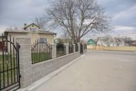 Gard din beton - Spalat