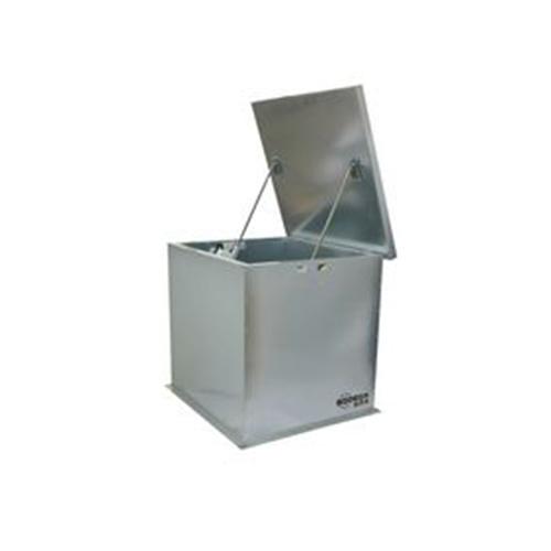 Ventilator pentru desfumare - model THT HATCH
