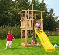 Loc de joaca pentru copii - JUNGLE GYM HUT