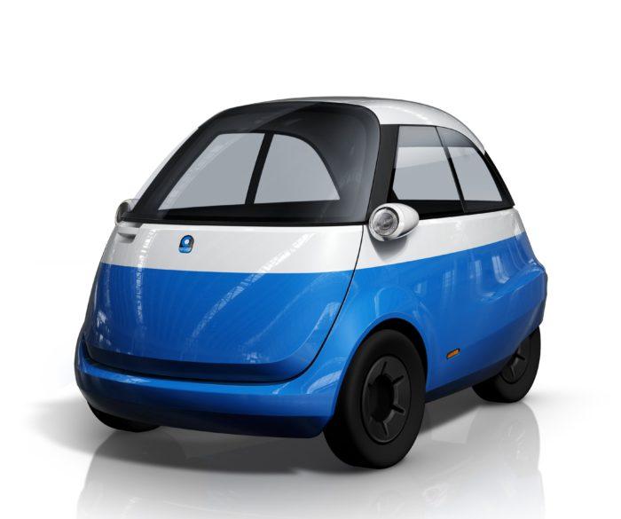 În curând vom putea vedea această mașinuță electrică pe străzile din Europa