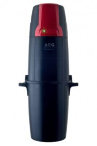 Aspiratorul central de praf AEG OXYGEN - 550 BASE ZCV 850