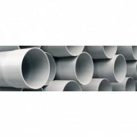Conducte din PVC-U pentru canalizare interioară, cu mufă lisă