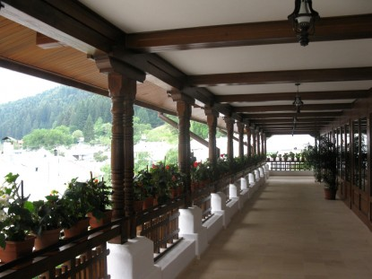 Manastirea Agapia, dupa reabilitare  Neamt SAINT-GOBAIN CONSTRUCTION PRODUCTS ROMANIA - DIVIZIA RIGIPS