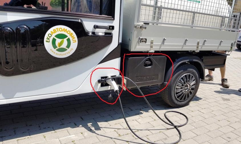 Vehicule utilitare electrice de la Autolog Greenline. Calitate şi preţuri accesibile