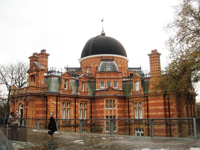<b>Observatorul Regal din Greenwich</b>