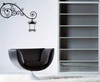 Sticker Felinar parizian - Beestick