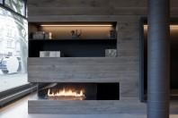 Semineu pentru spatii comerciale si private - Fire Suite