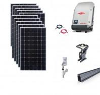 Sistem fotovoltaic on-grid Fronius 3kwp prindere tabla