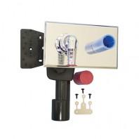 Sifon pentru masina de spalat DN40 50 cu pregatire pentru garda de apa integrata - 180