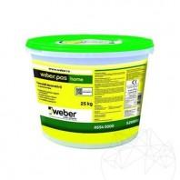 Tencuiala decorativa acrilica - Weber Pas Home / granule de rolare R654 Weber Saint Gobain Romania  APN-1013