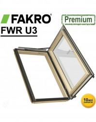 Fereastra acces acoperis izolata+rama Fakro FWR 66 x 118