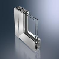 Profil din aluminiu pentru usa - Schüco ADS 65