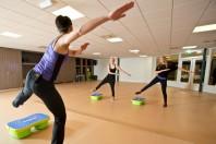 MOTION - Pardoseală confortabilă pentru aerobic și clase de grup