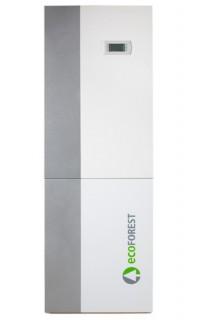 ecoGEO Compact - Sistem de pompare de caldura cu tehnologia Inverter si boiler pentru apa calda