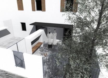 Casa de batrani - Nehoiasi Buzau 9  Buzau AsiCarhitectura