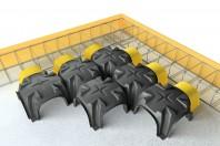 MODULO® SYSTEM - Cofraje pierdute pentru realizarea pardoselilor ventilate monolit