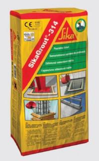 SikaGrout®-314 - Mortar expandabil de inalta performanta cu contractii reduse